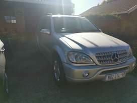 Mercedes Ml55 amg for sale