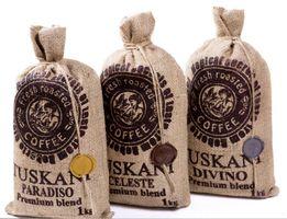 Кофе в зернах из Италии. Обожаю его, зерновой кофе Tuskani! )