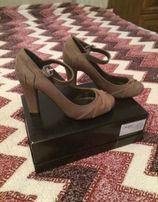 Туфли кожаные Sole River новые!