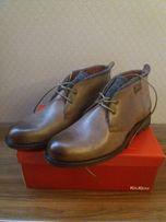 nowe skórzane buty męskie firmy Kickers roz.45