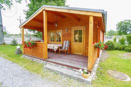 Domki drewniane Mielno-Mielenko PROMOCJA
