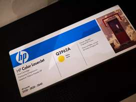 HP Magenta/Yellow LaserJet Toner Cartridge (Q3963A and Q3962A)