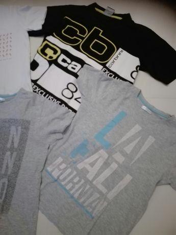 4Sztuki koszulek chlopiecych wzrost 134-140 Koszalin - image 1