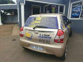 Digital Printing & Vehicle Branding