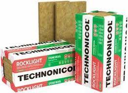 Базальтовая минеральная вата, Технониколь, Рокмин, Технолайт, Технофас