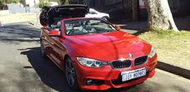 Bmw 435i Automatic sunroof