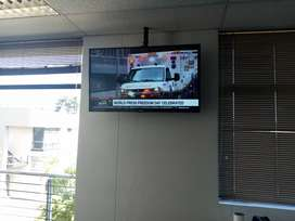 Dstv installations, repairs and TV wall mounting