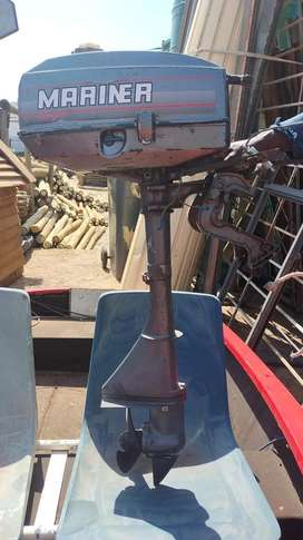 MARINER 2.5hp outboard