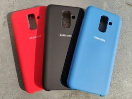 чехол silicon case Samsung s7 s8 edge plus a3 a5 A6 a7 j2 j5 j7 j8