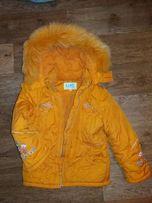 продам зимний комбинезон зимняя куртка Кико рост 116.