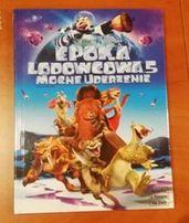 """Epoka lodowcowa 5""""+ Muppety + książeczki POLECAM"""