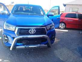 TOYOTA HILUX LEGEND 50 2.8 FOR SALE AT VERY GOOD PRICE AUTOMATIC