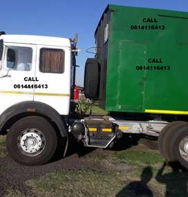 16 TON TRUCK WITH TRAILER FOR SALE