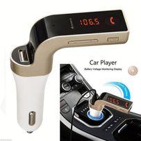 Bluetooth fm модулятор для авто g6 g7 q9 x5 m5 635 02 z09 modulator