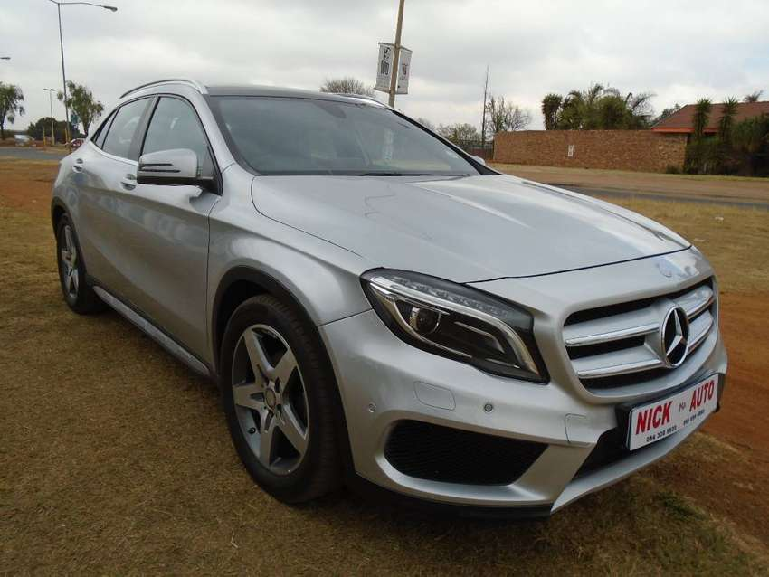 2017 Mercedes Benz GLA 200 with 30000km 0