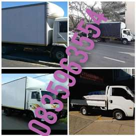 FURNITURE AND GOODS REMOVALS