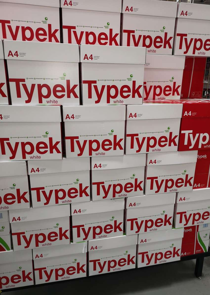 Typek A4 Copy Papers for sell 0