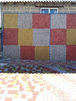 Плитка тротуарная, вибропрессованная и пропаренная! Завод изготовитель