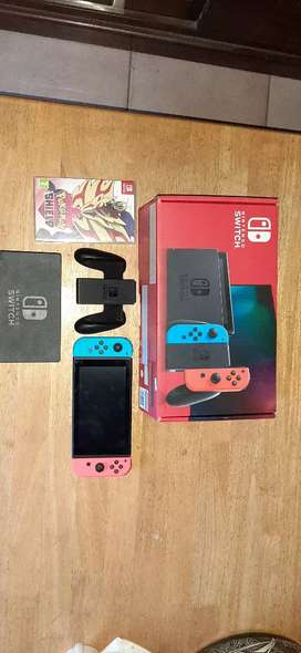 Brand New Nintendo Switch for sale or swop for gaming laptop
