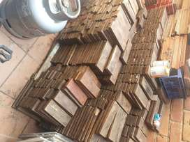 Swiss parquet wooden floor tiles