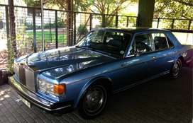 ROLLS ROYCE NOT TO BE MISSED