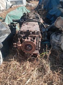 6 speed zf for hino or nissan