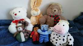 Soft toys for sale (plush toys)