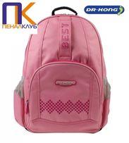 Рюкзак школьный ортопедический S, Dr.Kong Z206, розовый ранец
