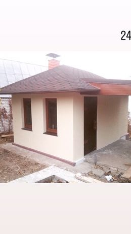 Ремонт , отделка , утепление фасада , внутренние работы , декор