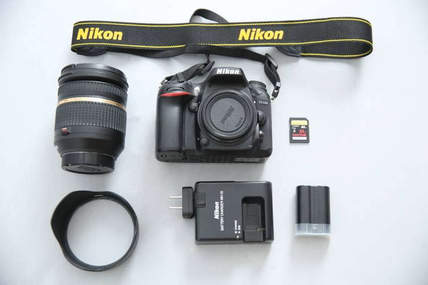 Nikon D7100(Used Like New )  With Tamron 17-50mm f2.8 Lens 0