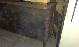 Печка дровяная самодельная