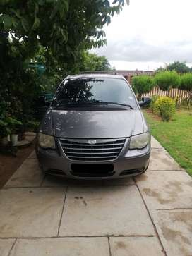 2007 Grand Voyager V6 3.3L automatic