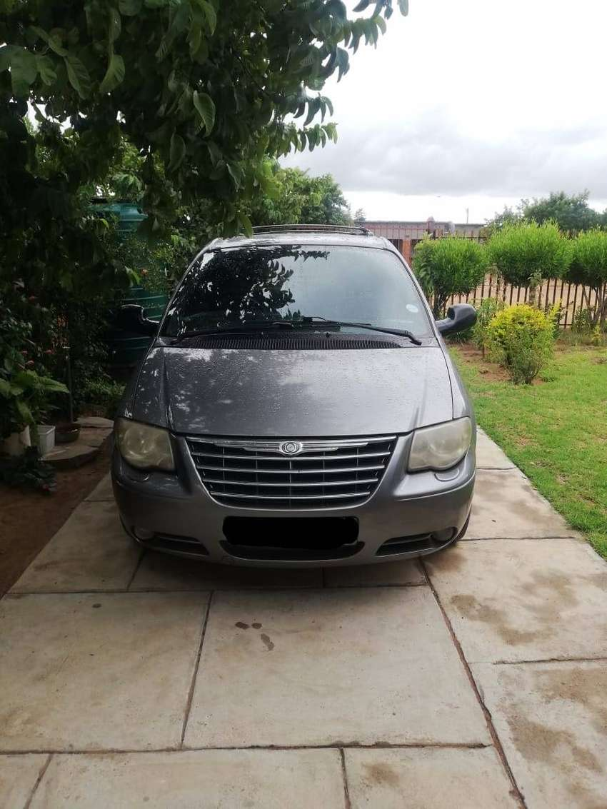 2007 Grand Voyager V6 3.3L automatic 0