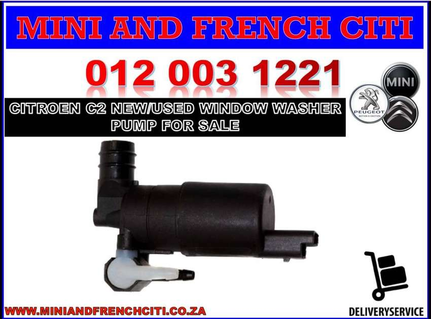 Citroen C2 used window washer pump for sale 0