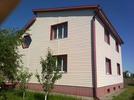 Продам двухэтажный дом со всеми удобствами