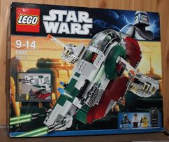 Lego STAR WARS 8097 Slave I Boba Fett UNIKAT NOWE, wysyłka