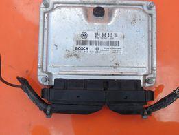 KOMPUTER STEROWNIK VW T4 2.5TDI 018BG częśći gwarancja wysyłka