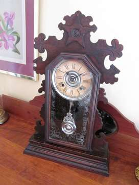 Ansonia mantle clock, from the 1800s, vintage, collectable
