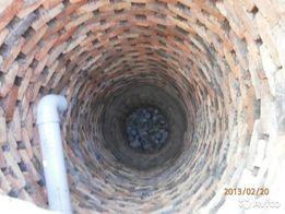 Сливные ямы строительство новых,чистка дна,углубление,чистка канализац