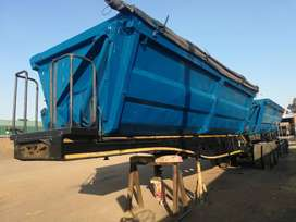 2008 Afrit Side Tipper link chassis!
