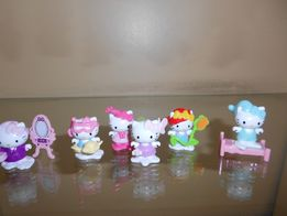 киндер-коллекция Hello Kitty