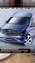 Продам капот Mercedes 639