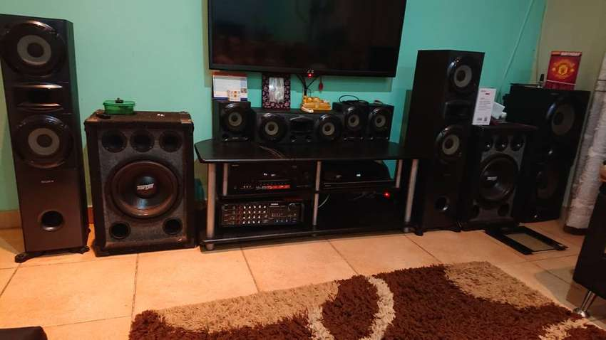 Sony Home theatre system for sale 0