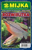 DAFNIA rozwielitka mrożony pokarm dla ryb 100g .Białystok GREMI