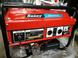 3kw, Suuny Key Start Generator for only R4900 negotiable