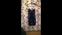 Платье вечернее, на выпуск
