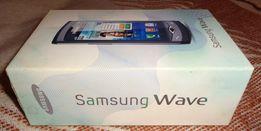 Samsung Wave S8500 instrukcja obsługi pudełko