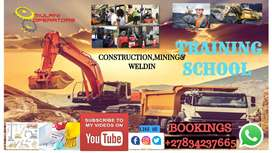 mobile and tower crane training in Johannesburg