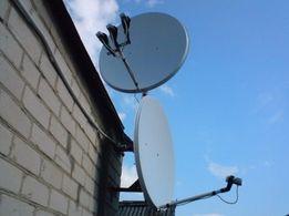 Спутниковое ТВ, видеонаблюдение, Wi-Fi интернет - без выходных