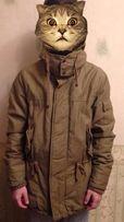 РАСПРОДАЖА Мужская парка Berska(осень-зима),куртка,пальто Размер L